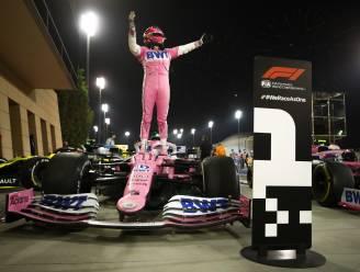 Pérez wint onwaarschijnlijke race met onuitgegeven podium nadat Verstappen snel uitvalt en Mercedes blundert