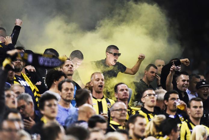 Om de oefenwedstrijden van Vitesse te zien, moeten de supporters van de Arnhemse club deze zomer naar  Oostenrijk.