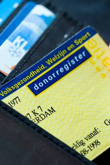 Meeste orgaandonoren uit regio Tilburg, weinig registraties in Bommelerwaard