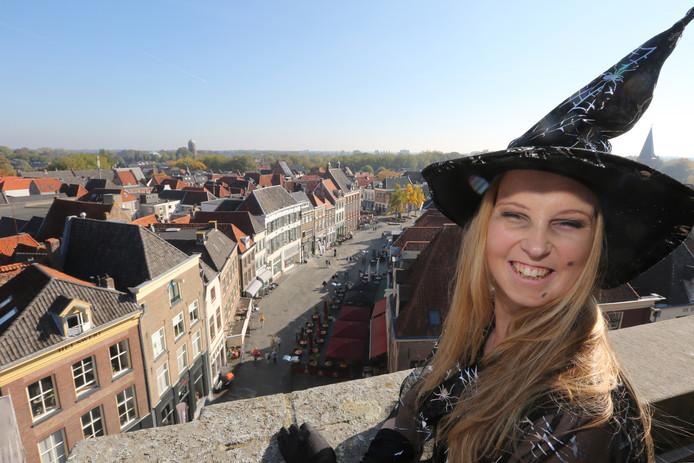 Valerie Lotgering van De Zuivelhoeve kijkt uit naar Sprookjesstad Zutphen. ,,Iedereen heeft wel wat met sprookjes.''