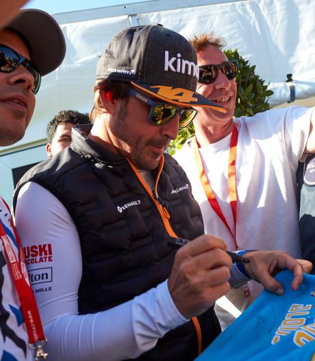 Alonso verbreekt samenwerking met renstal McLaren