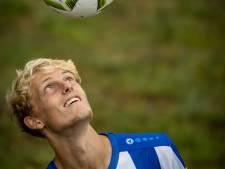 Jaap van Dijken (18) uit Steenwijk is nu toch écht speler van SC Heerenveen