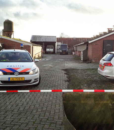 Twee verdachten cokelab Vragender weer vrij