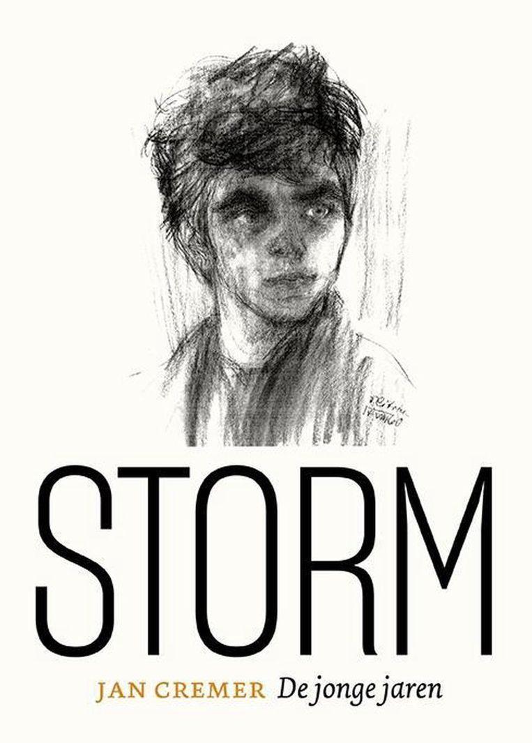 Jan Cremer: Storm – De jonge jaren.  Beeld Waanders
