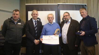 Hubert Sommerijns krijgt Life Achievement Award van  wielerbond Vlaams-Brabant