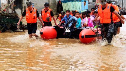 Dodental na overstromingen in China loopt op tot 88