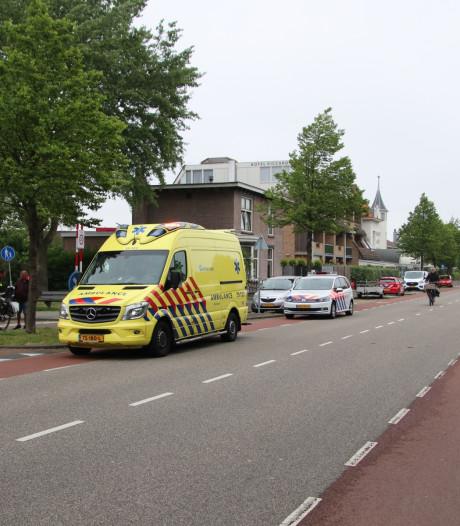 Fietsster gewond bij aanrijding in Vlissingen