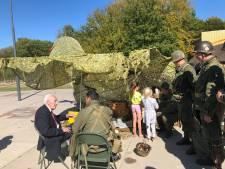 Verhalen van veteranen maken indruk op International School in Eindhoven