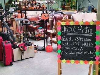 Opendeurdag wordt coronaveilige opendeurweek in kringloopwinkel Wetteren