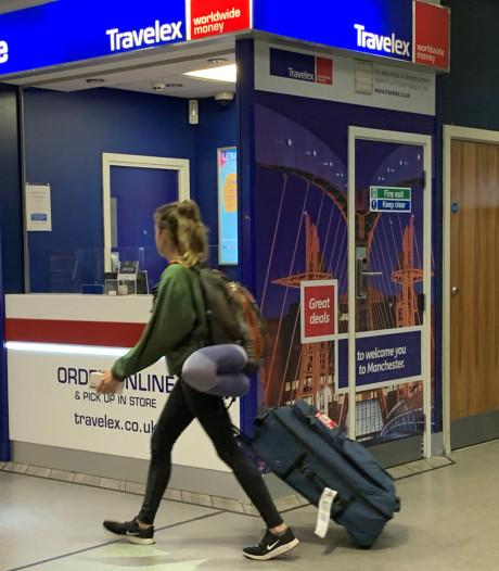 Travelex nog steeds uit de lucht na cyberaanval