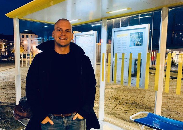 """""""Voor één euro de bus door heel de Vlaamse Ardennen? Dat moet kunnen"""", vindt Louie Van Rijsselberge."""