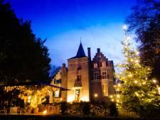 Kasteel De Wijenburg op 24 december X-Mas drive thru