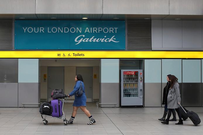 Gewikkeld in een dekentje werd Steve Hydes in 1986 gevonden op het toilet van de Londense luchthaven Gatwick.