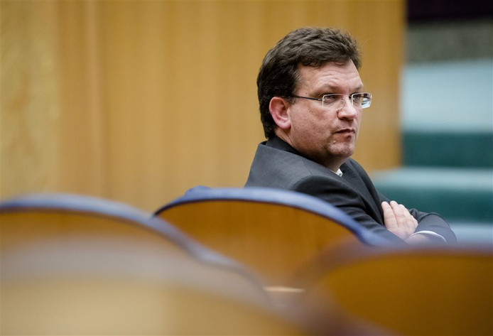 CDA-Kamerlid Jaco Geurts.