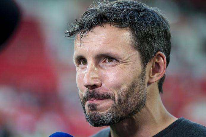 Mark van Bommel, trainer van PSV.