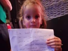 K3 gaat 'proberen' hartenwens van ziek meisje uit Hengelo te verwezenlijken