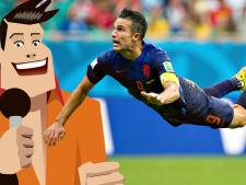 Quiz | Welke international kreeg in de WK-finale tegen Spanje in 2010 rood?