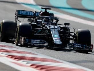 Stoffel Vandoorne zet in bolide van Hamilton derde tijd neer tijdens F1-testdag in Abu Dhabi