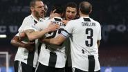 VIDEO. Juventus zet Napoli een hak in geanimeerde Italiaanse topper met twee rode kaarten