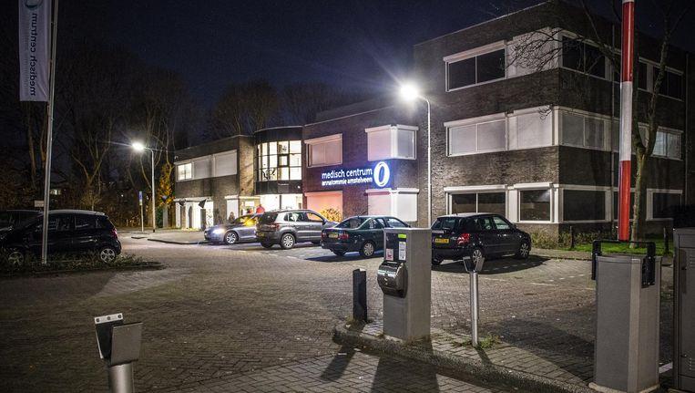 Het MC Amstelveen heet inmiddels Annatommie en is onderdeel van een grotere keten, ook al woedt nog een strijd rond de vorige financier Beeld Floris Lok