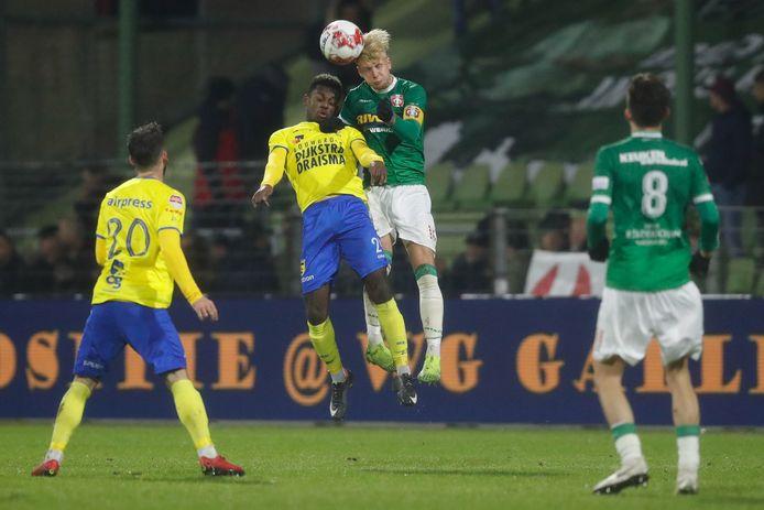 FC Dordrecht en SC Cambuur treffen elkaar in de voorbereiding in Leeuwarden, vijf dagen voor de start van de competitie.