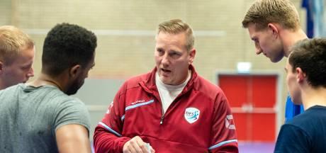 Handbaltrainer Fred Michielsen vertrekt en heeft 'wat uit te leggen' bij DFS