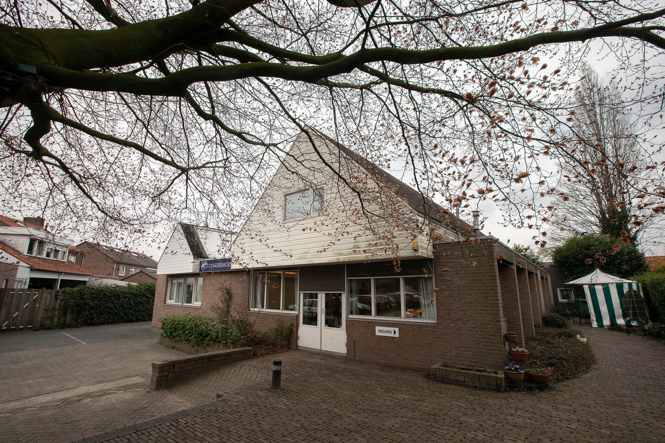 Het huidige pand van notariskantoor Marks Wachters in de Parkstraat in Nuenen