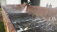 Personeelsleden geëvacueerd na brand in metaalbedrijf