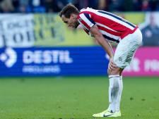 Duel met FC Groningen komt te vroeg voor Willem II'er Heerkens