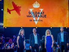 Bouw theater voor Britse Soldaat van Oranje stilgelegd vanwege coronacrisis