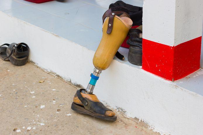 Australische soldaten dronken bier uit het kunstbeen van een omgekomen talibanstrijder (foto ter illustratie).