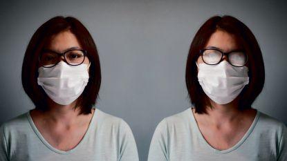 Belgische brillenglazen dampen nooit aan (zelfs niet als je mondmasker draagt)