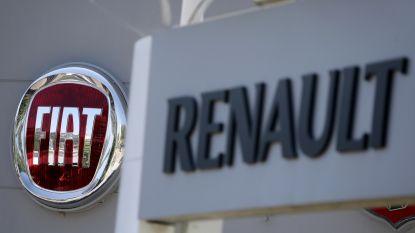 Volgens Italië is Frankrijk verantwoordelijk voor mislukte fusie Fiat-Renault