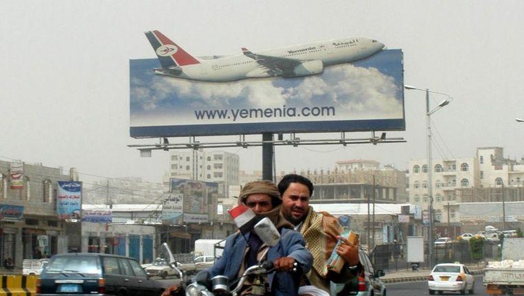 Het Jemenitische staatsbedrijf kwam de afgelopen dagen zwaar onder vuur te liggen vanwege vermeend gebrekkig onderhoud van de vliegtuigen. Foto EPA Beeld