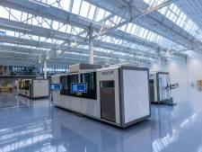 Volkswagen print onderdelen met machines van Additive Industries in Eindhoven