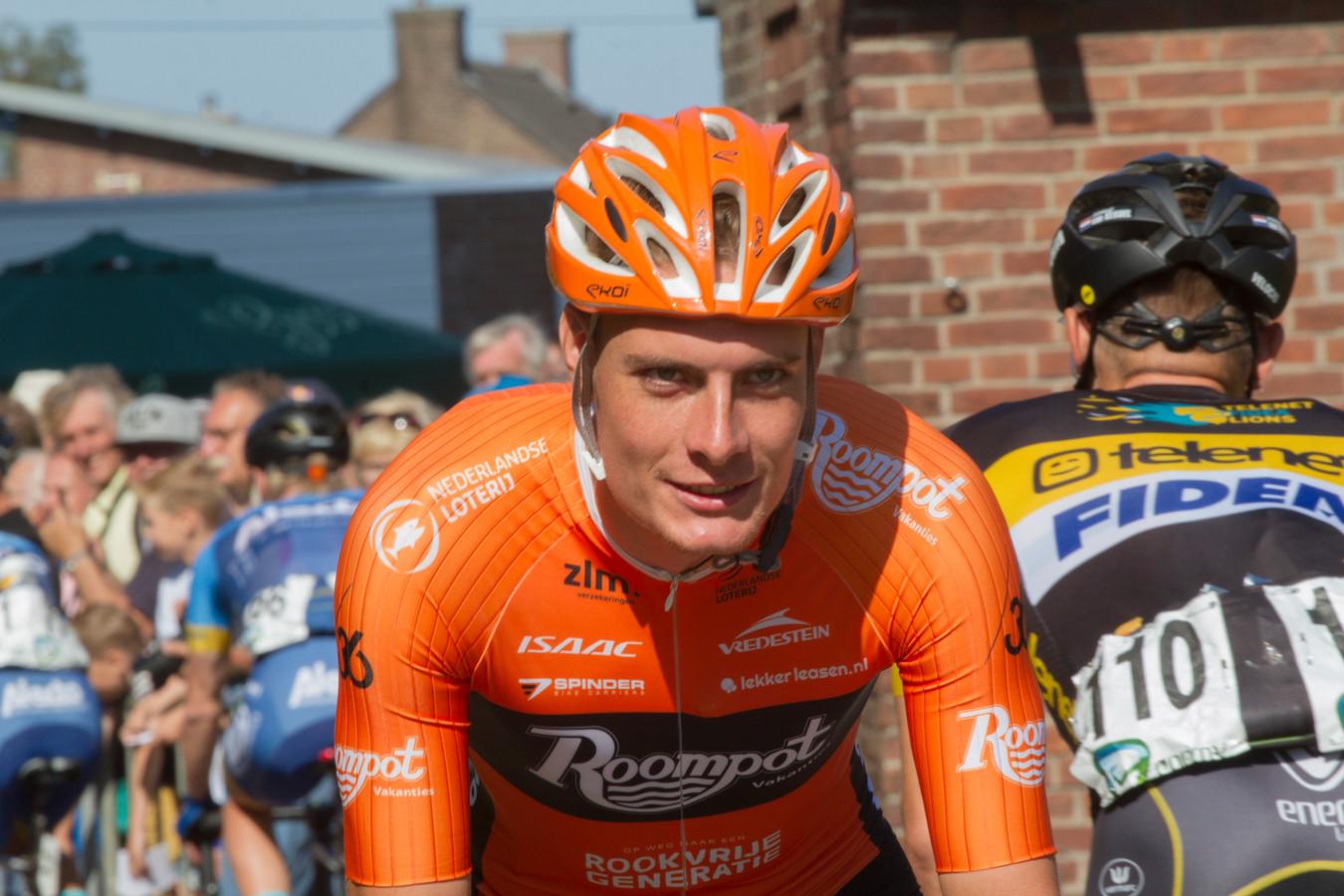 Tim Ariesen.