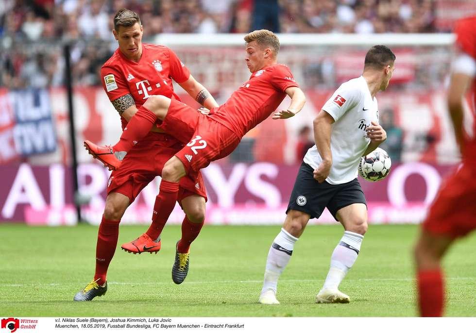 Afscheidnemende monumenten bezorgen Bayern München