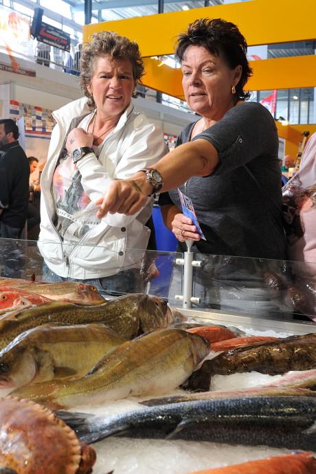 Spakenburgers bezorgd over gevolgen Brexit voor vishandel