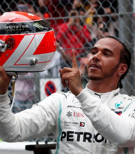 Hamilton: Misschien wel de moeilijkste race uit mijn carrière