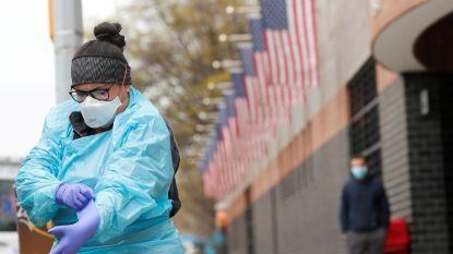 VS melden 743 nieuwe sterfgevallen door coronavirus, nu meer dan 105.000 doden