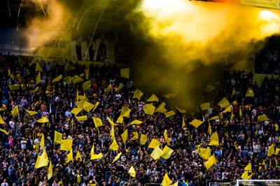 NAC-fans tikken iets meer dan 8 euro per doelpunt af in Rat Verlegh Stadion