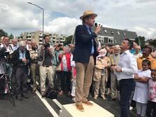 Einde aan gevaar en files: onderdoorgang Leijenseweg geopend