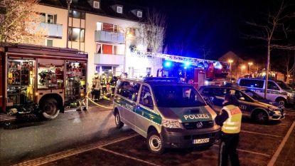 Relletjes en brand in Duits vluchtelingencentrum: 11 gewonden