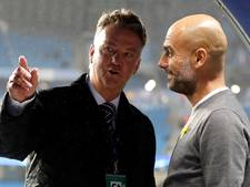 Van Gaal over Everton-geruchten: 'Zou niet op mij inzetten'