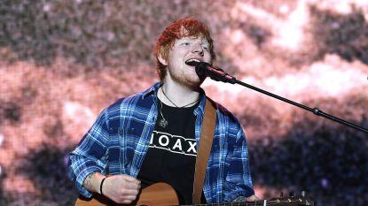 Hij houdt maar niet op: Ed Sheeran brengt Italiaanse versie van 'Perfect' uit met Andrea Bocelli