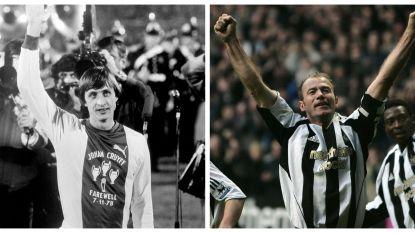 Van de afscheidsmatch van Cruyff tot die van Shearer: wordt 'testimonial' van Kompany even legendarisch?