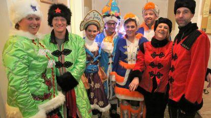 CARNAVAL HALLE: Vier koppels strijden om de heerschappij over Carnaval Halle 2019 tijdens Prinsenverkiezing