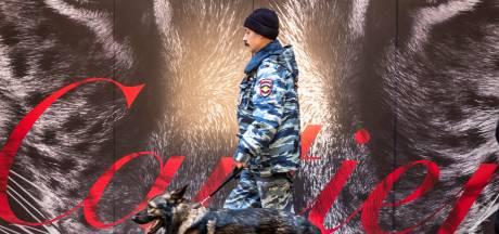 Russen worden gek van valse bommeldingen