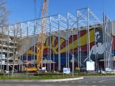 Grootste schilderij van Nederland bijna aan het zicht onttrokken