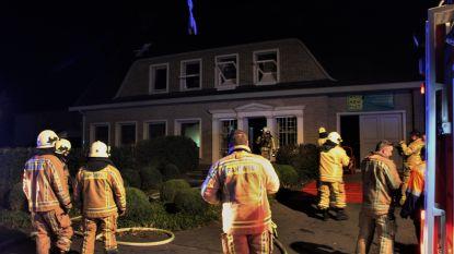 Woning en restaurant van Gistelse burgemeester getroffen door brand